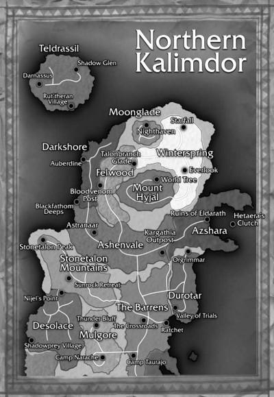 Northern Kalimdor
