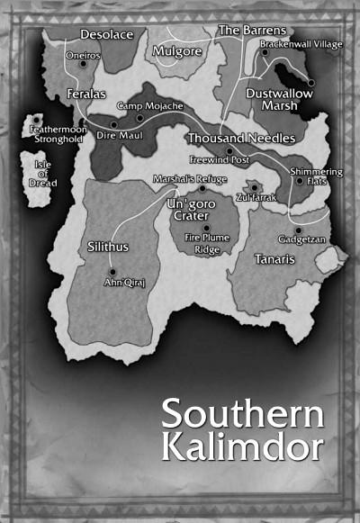 Southern Kalimdor